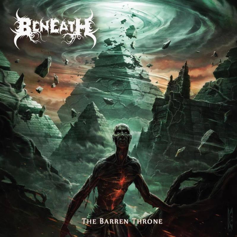 "Beneath - """"The Barren Throne"